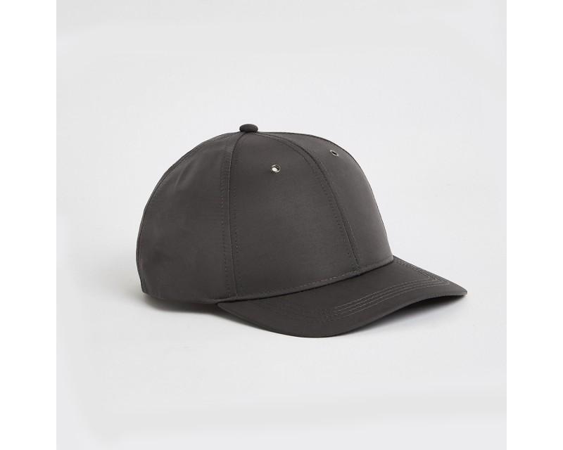 Gray Nylon Caps