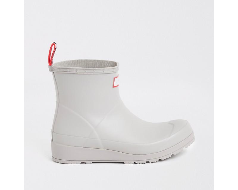 Short Boots - Gray*3