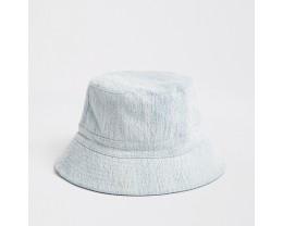 Light Blue Denim Hat