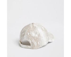 White Snake Cap