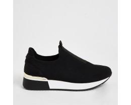 Black Scuba Treadmill Running Shoe